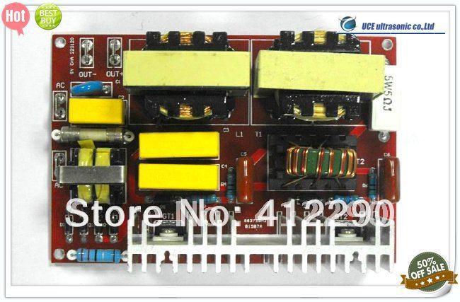 120W Ultrasonic small PCB 220V 40khz минипечь gefest пгэ 120 пгэ 120