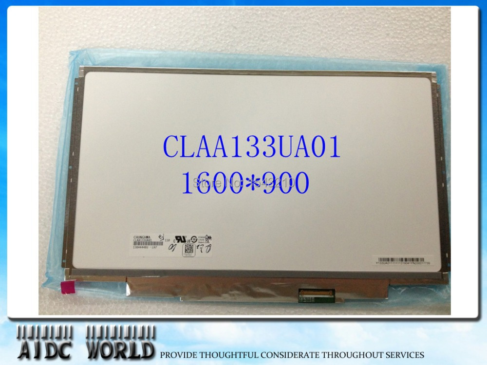 For Sonys new original special CLAA133UA01 13.3-inch widescreen ultra-thin high resolution screen 1600 * 900