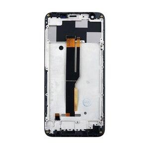 Image 3 - Alesser per Ulefone S9 Pro Display Lcd E di Tocco Riparazione Dello Schermo con Frame + Custodia in Silicone di Ricambio con Strumenti per ulefone S9 Pro