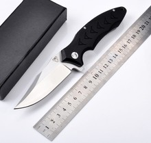 Snake head knife Ball bearing G10 handle utility tactical survival folding knife outdoor camping tools