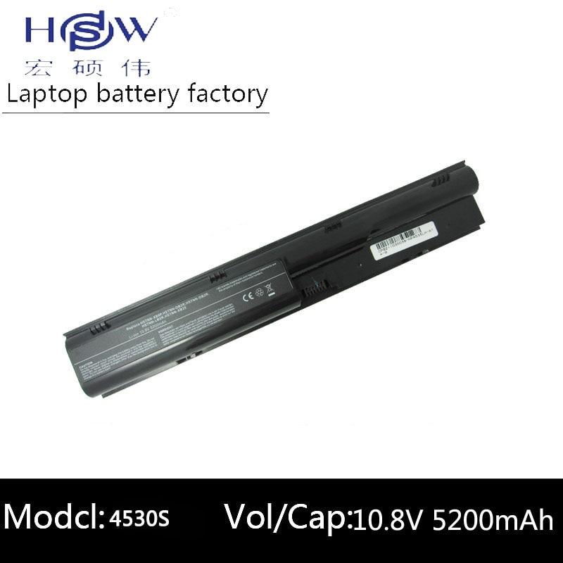 Аккумулятор HSW для ноутбука HP ProBook 4530s Аккумулятор HSTNN-I99C-4 для ноутбука HSTNN-IB2R HSTNN-LB2R Аккумулятор HSTNN-OB2R HSTNN-Q87C-4