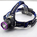 T6 XML LED Headlight lampe frontale 2000 Lm Head lamp torch Headlamp headlamps bright Flashlight for camping hunting
