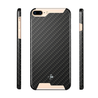 Phone Case For IPhone 7 7 Plus 6 6s Plus 100 Real Carbon Fiber Case For