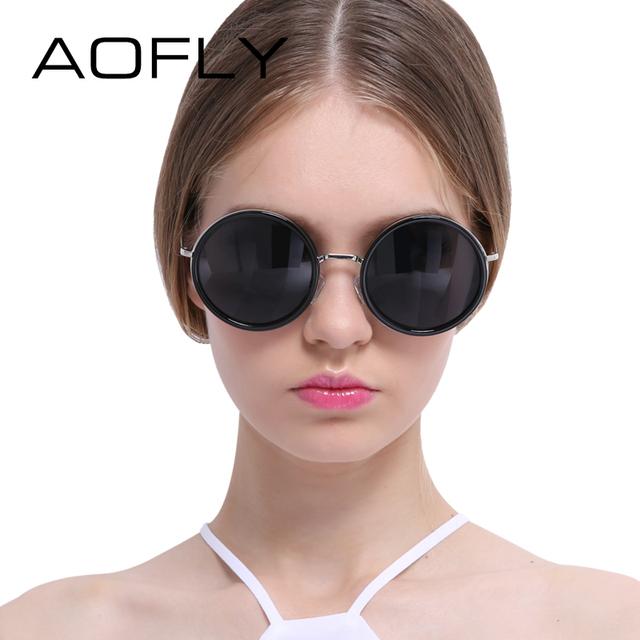 Cool Round Sunglasses UV400