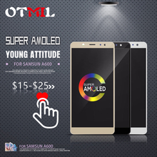 OTMIL 5.6AMOLED For SAMSUNG A600 LCD Display Touch Screen Digitizer Galaxy A6 2018 A600F A600FN #1