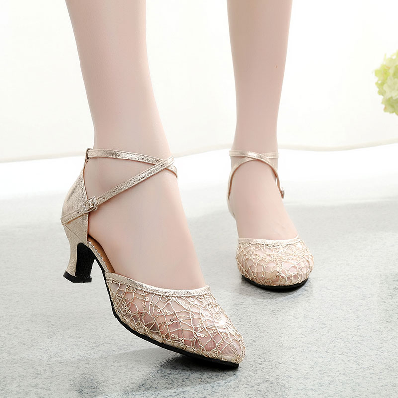 New Arrival Women Ladies Closed Toe Modern Tango Salsa Dance Shoes Customized Heeled Ballroom Party Dancing Shoes Heels new arrival brand modern dance shoes women dancing shoes heeled latin ballroom