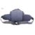Riñonera Resistente Al Desgaste Bolsa de Portátil Multifuncional Bolsa de Cintura Montañismo para Cinturón como Regalo de Cumpleaños
