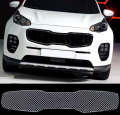 Stainless Steel Front Center Grille Grill For Kia Sportage 2016 2017