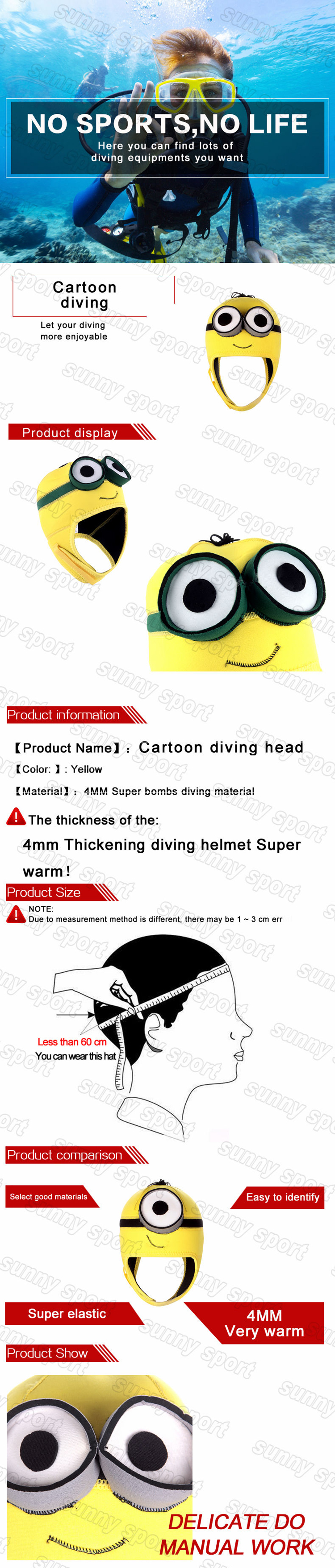 China diving hat Suppliers