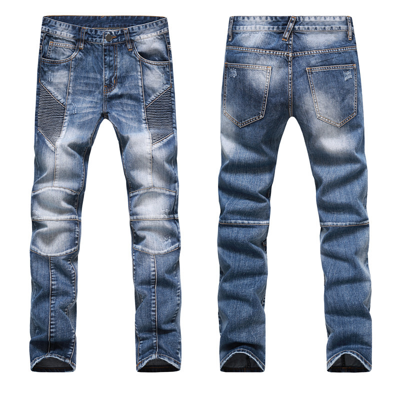 Compare Prices on Mens Distressed Jeans Ripped- Online Shopping