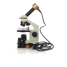 Big discount Datyson USB 2.0MP COMS USB Electronic Eyepiece + 1600X Professional Biological Microscope(updated version)