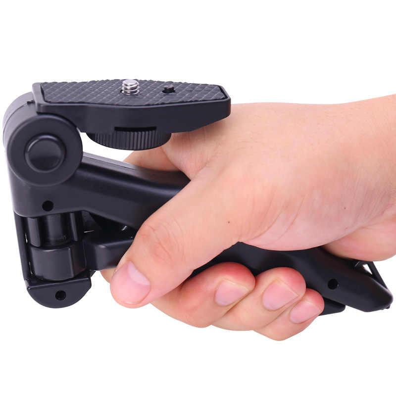 DUSZAKE P13 Trực Tiếp Máy Tính Để Bàn Điện Thoại Nhỏ Tripod cho Điện Thoại Di Động Tripod Đối Với iPhone Samsung Xiaomi Camera Mini Giá Đỡ Ba Chân cho Điện Thoại