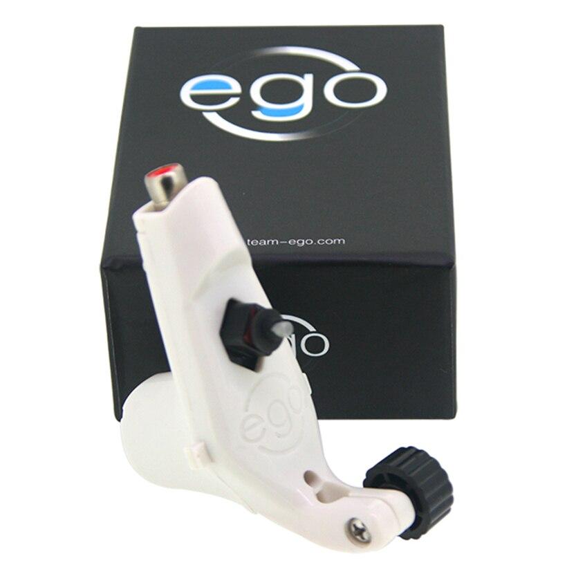 White New Style BEZ LITTLE EGO V2 Rotary Tattoo Machine Lightweight Permanent Makeup Tattoo Machine Shader Liner Free Shipping