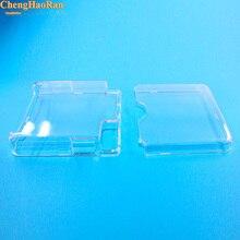 ChengHaoRan ที่ดีที่สุด 1 PC ราคาคุณภาพสูงเปลือกป้องกันกรณีคริสตัลสำหรับ Nintendo Gameboy ADVANCE SP GBA SP