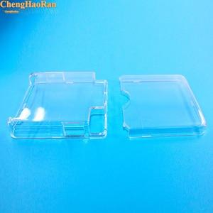 Image 1 - ChengHaoRan 1pc 最高価格高品質のハード保護シェルクリスタルケース任天堂ゲームボーイアドバンス SP GBA SP