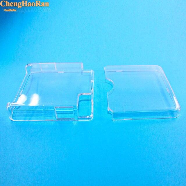 ChengHaoRan 1pc 最高価格高品質のハード保護シェルクリスタルケース任天堂ゲームボーイアドバンス SP GBA SP