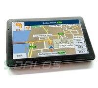 5 inch GPS PND portable car GPS navigation with 8G 256 ram New Maps For Europe satellite navigation Sat Nav Car Truck