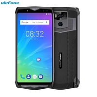 Ulefone Power 5S 4G Smartphone 6.0 inch Android 8.1 MTK6763 Octa Core 4GB RAM 64GB ROM 21.0MP Fingerprint 13000mAh Mobile Phone