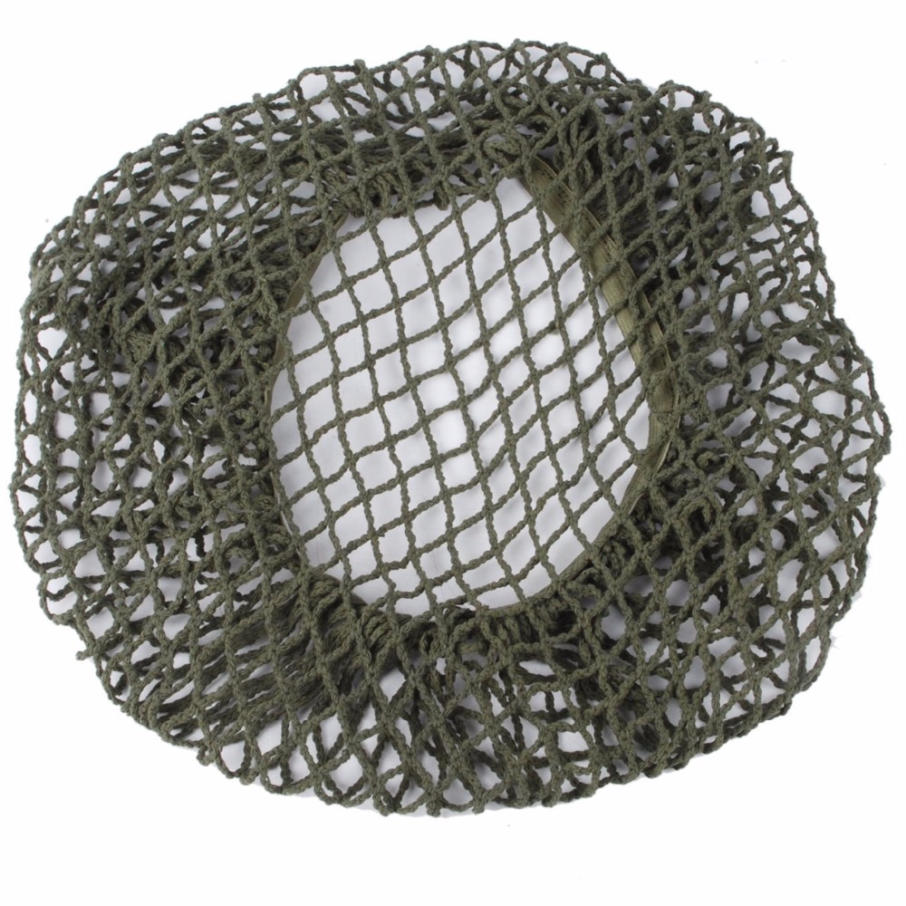 Army Tactical Mesh Helmet Net Cover for WWII US M1 M35 M88 Helmet Airsoft For Outdoor Activity tactical helmet motorcycle helmets wwii german helmet m35 helmet classic engraved