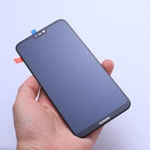 Image 4 - 2280*1080 AAA Kwaliteit LCD Met Frame Voor HUAWEI P20 Lite Lcd scherm Voor HUAWEI P20 Lite ANE LX1 ANE LX3 Nova 3e