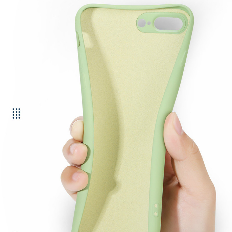 Image 5 - original Liquid Silicone Phone Case for oppo R15 R17 pro xiaomi 7 8 9 Se Plus Soft Gel Rubber Shockproof Cover Full Protective-in Fitted Cases from Cellphones & Telecommunications