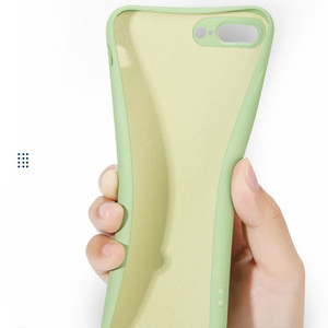 Image 5 - original Liquid Silicone Phone Case for oppo R15 R17 pro xiaomi 7 8 9 Se Plus Soft Gel Rubber Shockproof Cover Full Protective