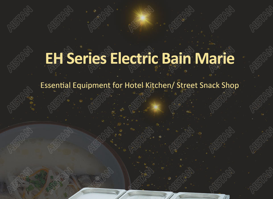 EH1A electric bain marie food warmer machine for hotel and restaurant 1