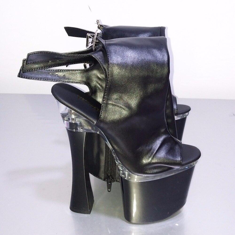 En Jambe Sexy Ouvert Haute Formes D'été Bout Chaussures Plates 18 H9DE2I