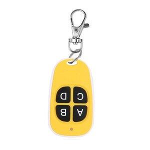 Image 5 - Kebidu 4 Keys 433MHz pilot bezprzewodowy kopiowanie pilot klonowanie pilot do drzwi garażowych powielacz klucz