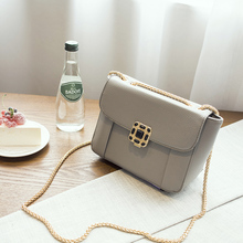 Hohe Qualität Frauen Messenger Bags Pu Leder Frauen Tasche Kette Crossbody Handtaschen frauen Handtasche Marke Umhängetasche Dame