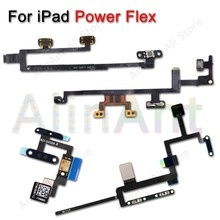 Volume Audio Button Power Flex Cable For iPad Air Mini 1 2 3 4 5 6 Pro 9.7 10.5 12.9 CDMA 4G 3G Wifi Version Replacement(China)