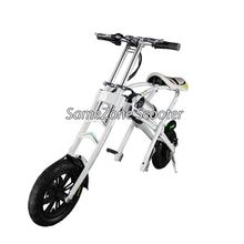 Factory Direct Supplier 12inch 36V 250W Lightweight Folding Electric Bike for city/Road Riding