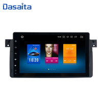 Android 8.0 Car Radio for BMW E46 M3 318i 320i 325i Multimedia 2001 2001 2002 2003 with 9 IPS Touch Screen Supprot Navi Wifi BT