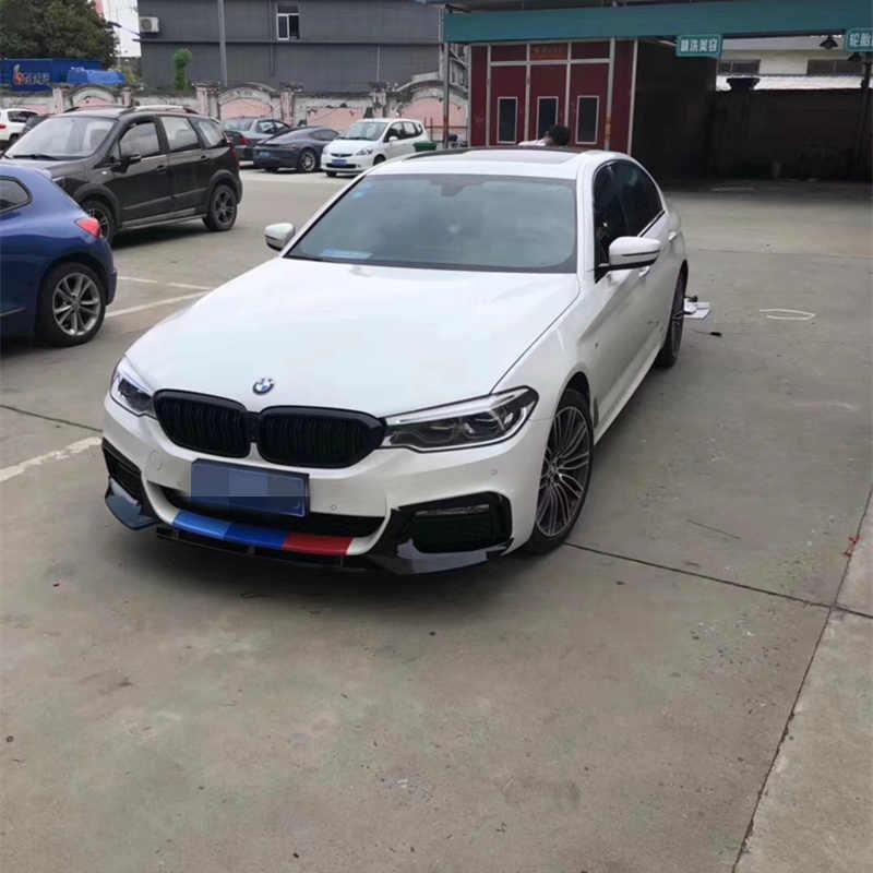 Cho XE BMW G30 G31 G38 xẻ tà Phía Sau ABS Sau trước Máy Khuếch Tán Ốp Lưng Bảo Vệ Cho M5 Cơ Thể Bộ Ốp lưng phía sau son môi xẻ tà phía sau