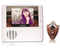 2 8 Inch TFT Monitor Take Photo Video Door Phone Peephole Viewer