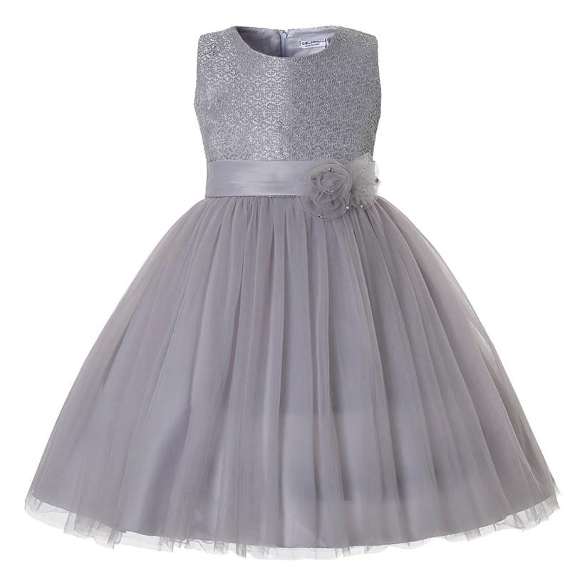 24eaae9c5303d8 Kinder Mädchen Party Kleider Mädchen Prinzessin Grade Prom Kleid ...