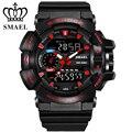 Luxury Brand Smael Waterproof Sport Watch Men Fashion Digital LED Quartz Watches Men's Military Clock Men Relogio Masculino