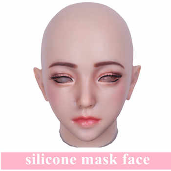 Disfigurement Repair Disguise Self Artificial Human Skin Face Realistic Crossdresser Transgender Cosplay Silicone breast forms - DISCOUNT ITEM  50% OFF All Category