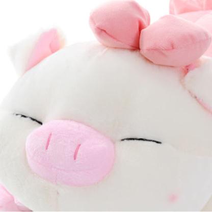 40cm Pig three cis-pig plush toy cloth doll Large pillow dolls birthday gift girls