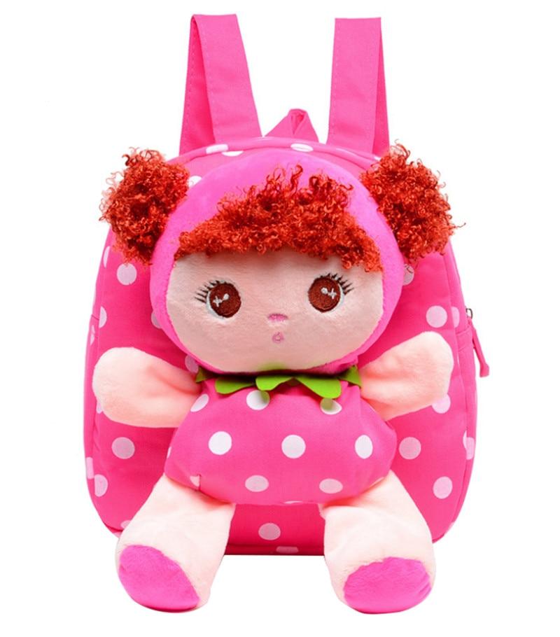 Children Cartoon School Bags Nursery Baby Girls Keppel -5992