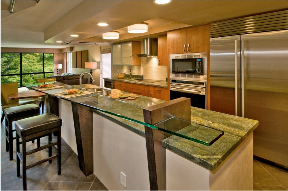 2017 discount solid wood kitchen cabinets customized made traditional wood cabinets with island cabinet s1606173 - Customized Kitchen Cabinets