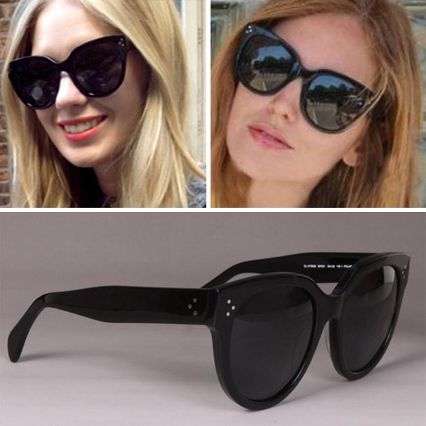 Hot Venda Nova 2016 Mulheres Óculos De Sol Top Quality BiNFUL Marca Acetato De Óculos De Sol Oculos de sol Feminino óculos de Sol Moda Retro