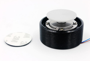 Image 2 - 2 Inch 50mm 4 Ohm 25 W Resonance Speaker Vibration Strong Bass Louderspeaker Full Range Horn Speakers