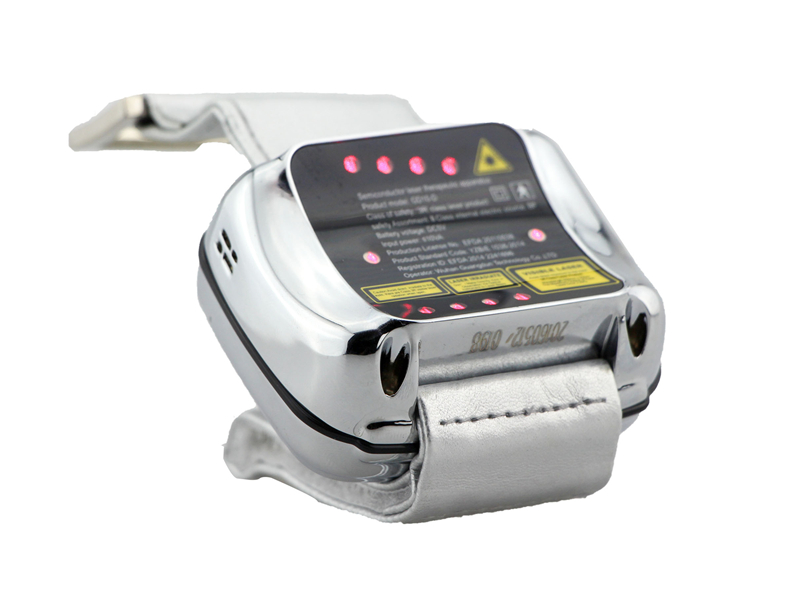 LASTEK diabetes machine low level laser therapy wrist watch blood pressure