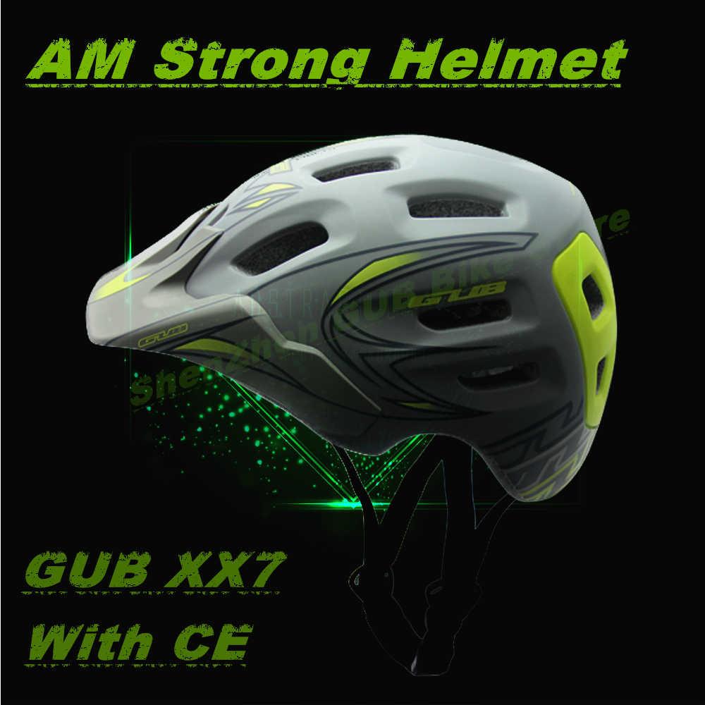 GUB 大人サイクリング自転車ヘルメット一体成形屋外マウンテンバイクヘルメットカスコ bicicleta 19 通気孔 56-62 センチ