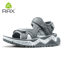RAX Mens Sports Sandals Summer Outdoor Beach Men Aqua Trekking Water shoes women Upstream Shoes Women sports