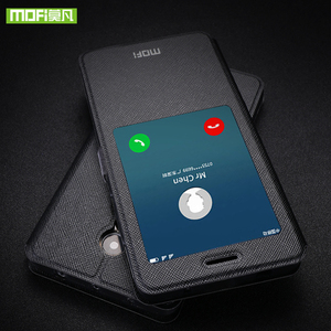 Image 2 - Mofi For Xiaomi redmi Note 4X case For Xiaomi redmi Note 4X Pro case cover silicon flip leather for xiaomi redmi Note 4X case