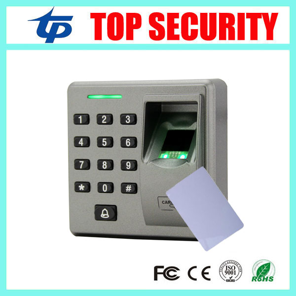 RS485 fingerprint and password reader for inbio system MF card for inbio access control system ZK FR1300 biometric fingerprint access controller tcp ip fingerprint door access control reader
