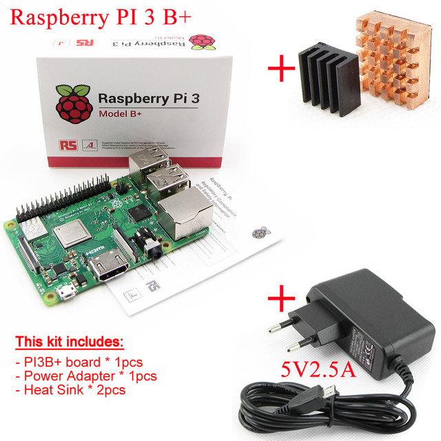 https://ae01.alicdn.com/kf/HTB1KcoGGQSWBuNjSszdq6zeSpXaJ/2018-new-original-Raspberry-Pi-3-Model-B-plus-Board-Heat-Sink-Power-Adapter-AC-Power.jpg_640x640.jpg