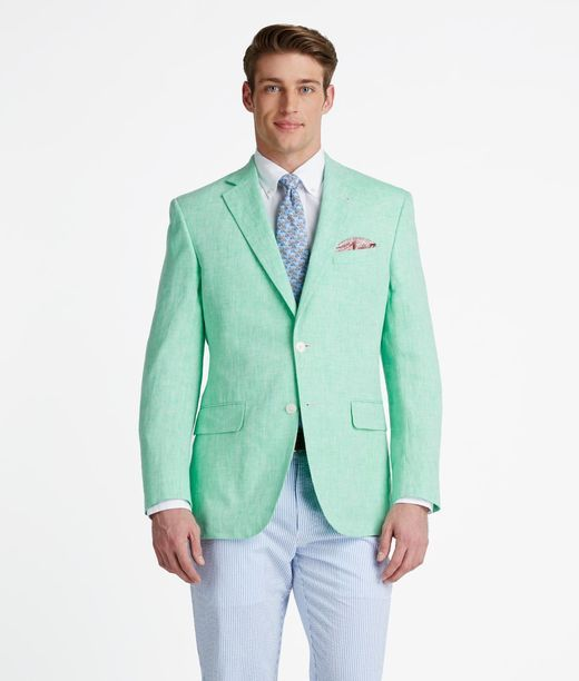 Tailor Made Mint Green Men Suits Slim Fit Formal Light Blue Pants ...